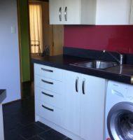 Ashwell apartment kitchen